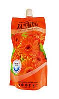 Шампунь-бальзам Эффект Календула витаминизирующий Дой пак - 270 мл.