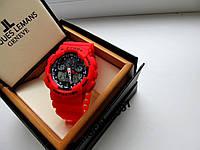 Яркие спортивные часы Casio G Shock в наличии, купить недорого