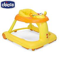 Детские ходунки Chicco 123 (ORANGE)