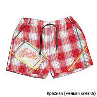 """Детские шорты для мальчика из поплина """"МОТО"""""""