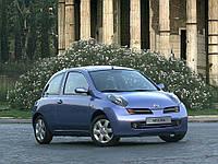 Автомобильные чехлы Nissan Micra (K12) 2003-2010, фото 1