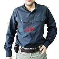 Рубашка милитари Black