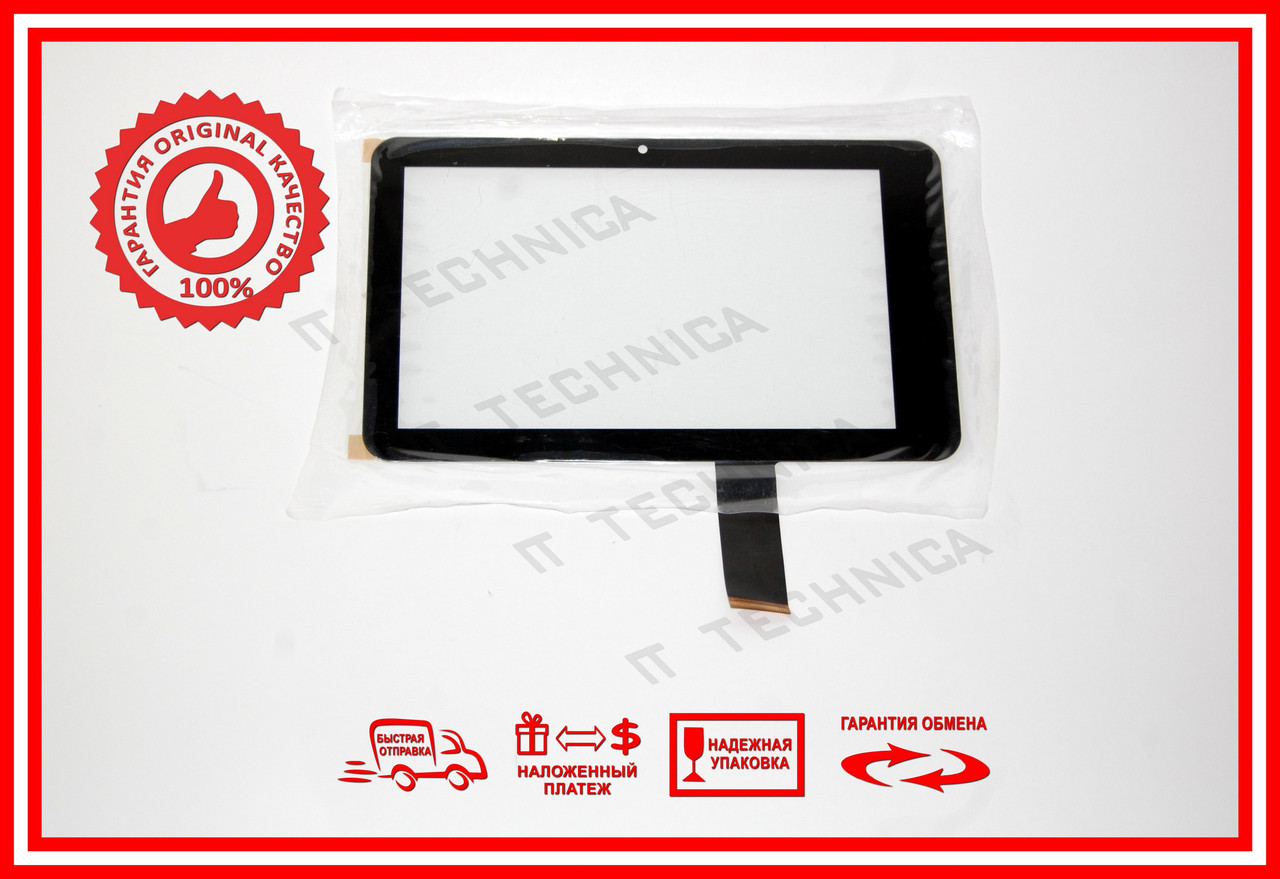 Тачскрин Freelander PD20 3G 186x113mm 61pin