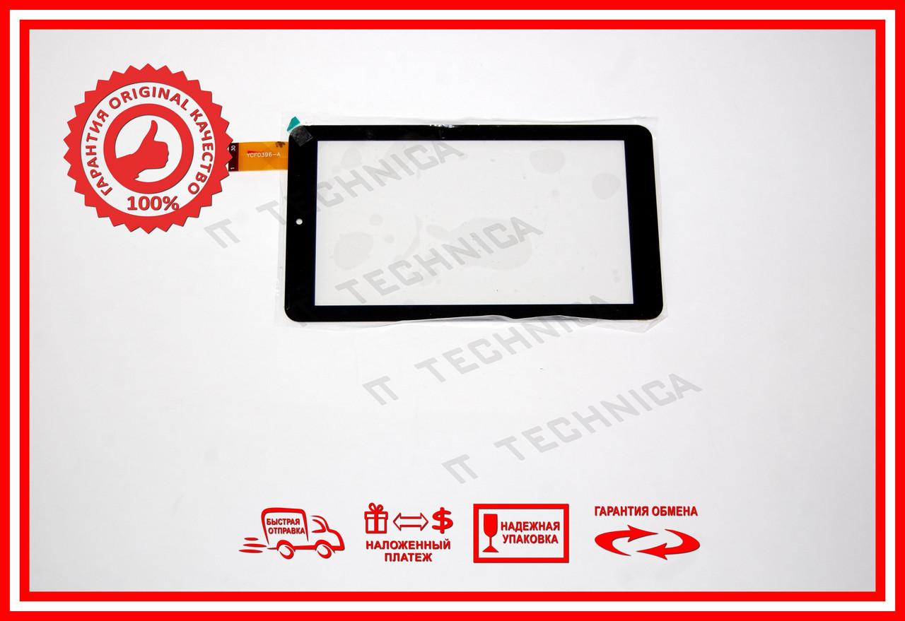 Тачскрин TEXET X-pad SKY 7.2 Черный
