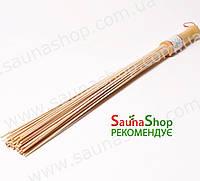 Бамбуковый веник для бани и сауны, фото 1