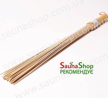 Бамбуковий віник для лазні та сауни