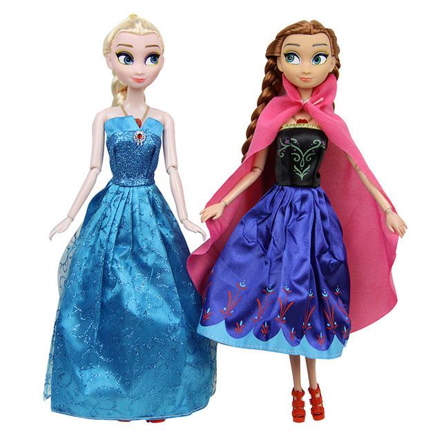 Кукла Frozen ( Холодное сердце ), 2 вида.
