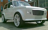 Тюнінг позашляховика ВАЗ 2121