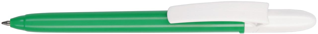 Ручка пластиковая VIVA PENS Fill Classic зеленая
