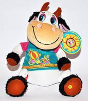 DS-2786A бык в рубашке интерактивная игрушка