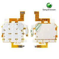 Клавиатурный модуль Sony Ericsson W890 (оригинальный)