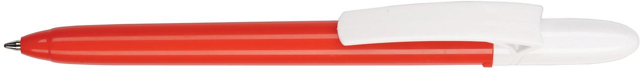 Ручка пластиковая VIVA PENS Fill Classic красная
