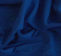 Вискоза - цвет синий