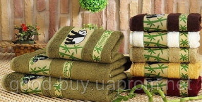 Свойства полотенец из бамбукового волокна!