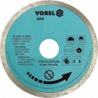 Отрезной алмазный диск 230 мм Vorel 08735