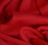 Вискоза - цвет красный
