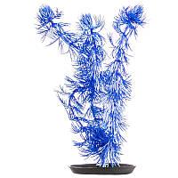 Растение пластиковое Hagen Hornwort Baby Blue (Перистолистник голубой) 30см