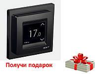 Терморегулятор тепла  DEVI Devireg Touch Black