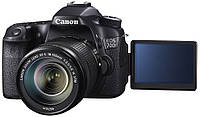 Зеркальный фотоаппарат Canon EOS 70D kit (18-135mm) EF-S IS STM