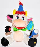 DS-2556A бычок праздничный интерактивная игрушка