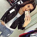 Женская невероятно модная черная КОСУХА , фото 2