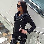 Женская невероятно модная черная КОСУХА , фото 3