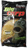 Прикормка Traper серия Big Carp Wanilia (Ваниль) 2.5кг