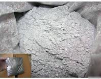 Алюминиевая пудра ПАП-1 серебрянка алюминиевая краска Пигмент красящий
