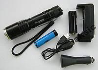 Фонарь светодиодный Police 8000W BL-1839-T6