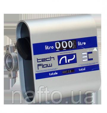 Счетчик механический для дизеля TECH-FLOW