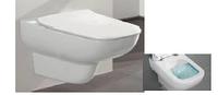JOYCE Direct Flush унитаз подвесной + сиденье к унитазу Slimseat Soft Clousing 5607R001 + 9M62S101