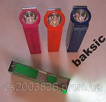 Фонарик, зажигалка-прикуриватель от USB