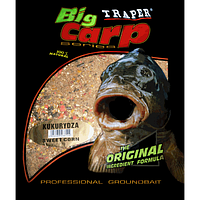 Прикормка Traper серия Big Carp Kukurydza (Кукуруза)  1,0кг.