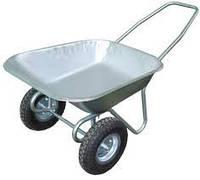 Садовая тачка с двумя колесами -WB 6211
