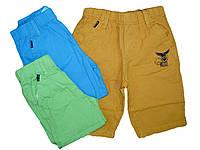 Коттоновые шорты для мальчиков Grace, размер 98. арт. 40907