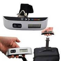 Электронные цифровые весы безмен кантер Electronic Digital Luggage Scale
