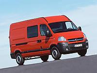 Автомобильные чехлы Opel Movano 1998-2010
