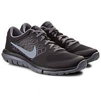 Кроссовки мужские для бега NIKE FLEX RUN D445 черные