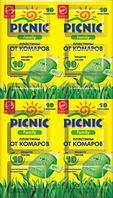 Пикник Family пластины от комаров, 10 шт