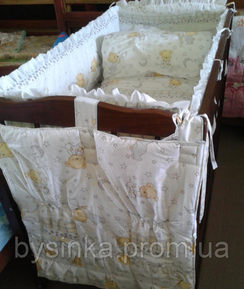 Карман- приборник для детской кровати  - Магазин детских товаров «Моя Бусинка» в Киеве