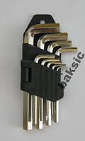 Ключи шестигранные набор 9 шт
