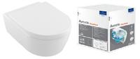 AVENTO Direct Flush унитаз подвесной с крышкой Soft Close 5656HR01
