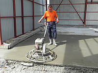 Бетонирование, заливка, шлифовка бетона