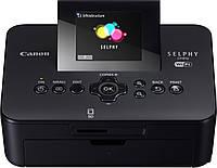 Принтер CANON FOTO SELPHY CP910 BLACK TERMOSUBLIMACYJNA ATRAMENT KOLOR WIFI, фото 1