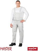 Защитные брюки на лямках типа Master SM W