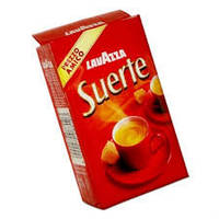 Кофе молотый Lavazza Suerte 0.250 гр