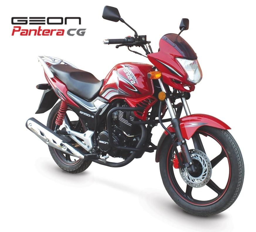 Мотоцикл GEON Pantera (CG 150) 2016