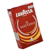 Кофе молотый Lavazza Mattino 0.250 гр