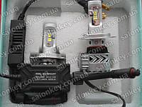 LED 8G  H4 6500K/12000LM автомобильные лампы