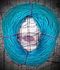 Грузовой лесковый шнур для сетей 11 гр./м-210 м.
